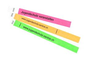 Kontrollbändeli Farbsatz 2